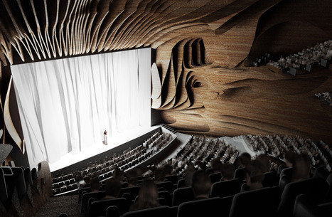 Anisotropia By Orproject Architecture From Music Core77