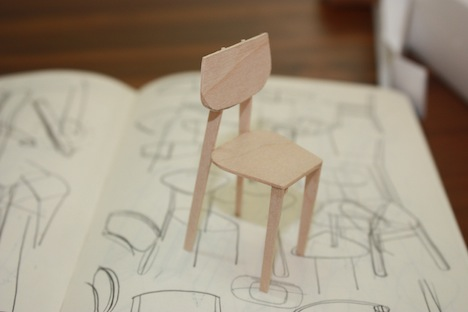 chair design model desk covers walmart the crafting of analog dreams an interview with swbk co founder and director sukwoo lee core77
