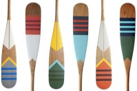 'Canoe' Dig These Handpainted Paddles by Northern ...