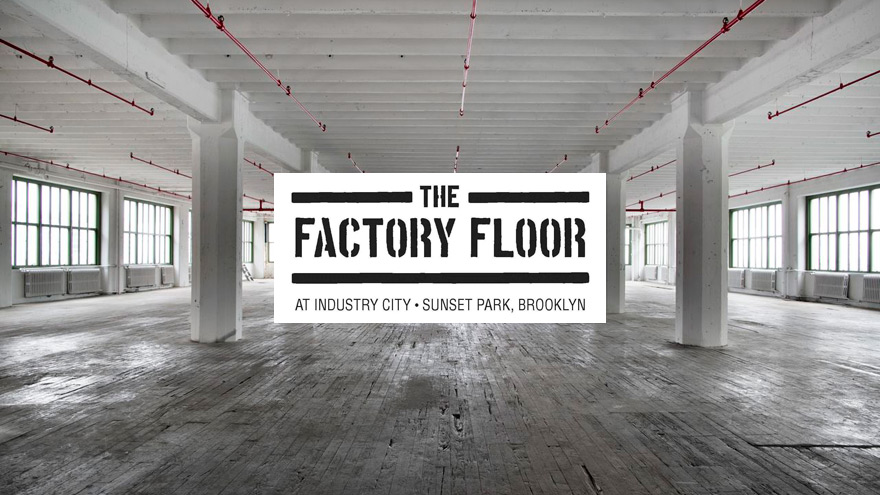Industry Citys Factory Floor Extends the Frontier of