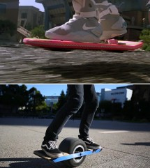Onewheel -balancing Electric Monowheel