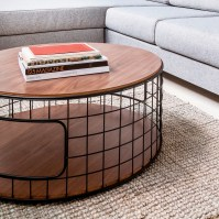 Designing for Small Spaces: Coffee Tables with Storage ...