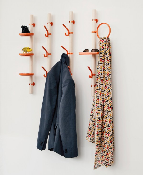 Men's Clothes Valet Stand