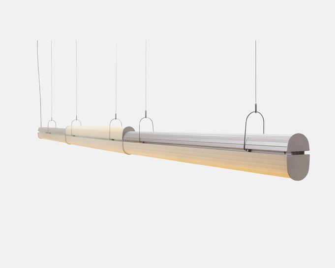 meet queue a linear led pendant system