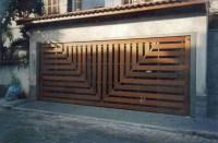 Unusual Door Designs from Brazil, Part 2: Garage Doors ...