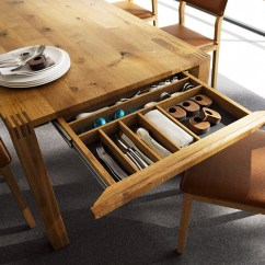 Kitchen Table Storage Cabinets Modern An Uncommon Space The Dining Core77