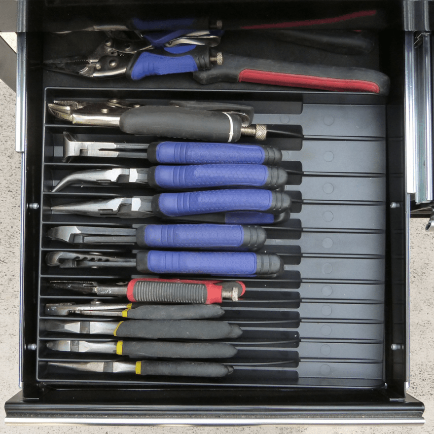 Different Ways to Store Pliers from StoreBought to DIY