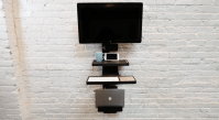 Wall-Mounted Standing Desk, Yea or Nay? - Core77