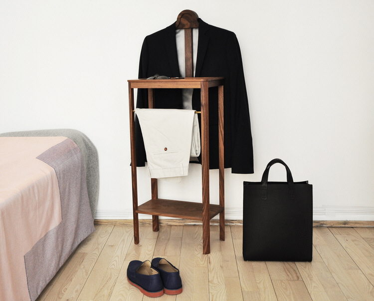 bedroom wardrobe chair valet pier 1 chairs 11 reasons why stands are better for clothes than the floor enter a caption optional