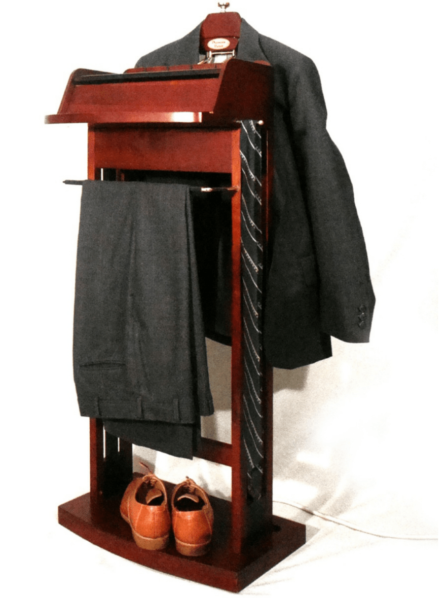 11 reasons why valet stands are better