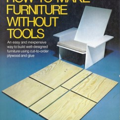How To Make A Plywood Chair Swing Without Stand Hacking Gerrit Rietveld S Red Blue Core77