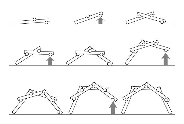 Leonardo da Vinci's Ingenious Design for a Self-Supporting