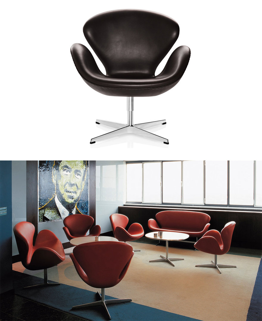 Will Chair Fritz Hansen Will Produce Previously Unreleased Arne Jacobsen
