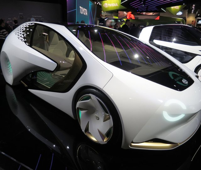 Core Toyota Concept I Concept I Is Toyoras Attempt At Making A Friendly Car Ux More Of A Companion Than A Chauffeur