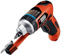 Black & Decker Cordless Drill with Magnetic Screw Holder ...