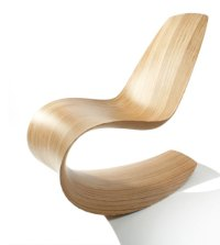 OdeChair: Contemporary organic chairs from Jolyon Yates