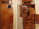 Unusual Vintage Storage Furniture Dental Cabinets Core77