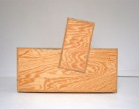Plain is Best: ROLU's series of OSB and Plywood Chairs ...