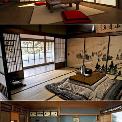 Japanese Rooms The Meaning Of Mu And Kenya Hara On