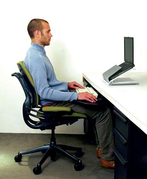 Laptop Ergonomics Simple Steps to Reduce Back Pain  Core77