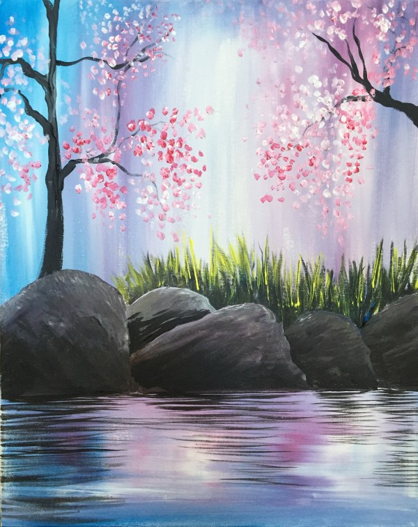 Cabby Shack April 24 Paint Nite Event