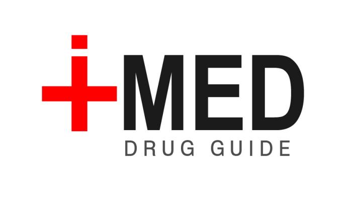 Medicine Drug Guide by Neilson Navarrete at Coroflot.com