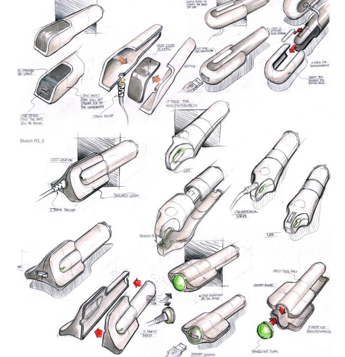 Cigarette Lighter Adapter by Neilson Navarrete at Coroflot.com