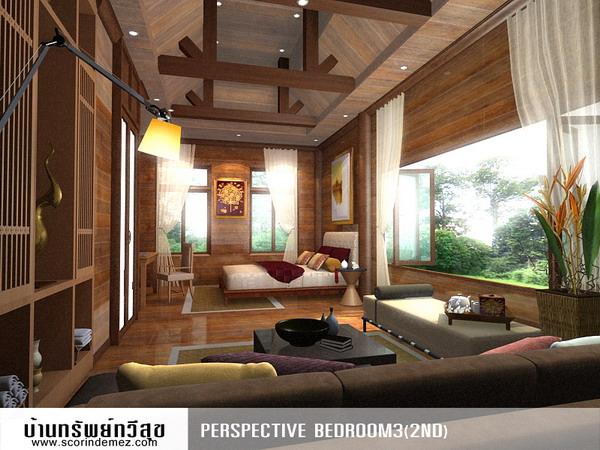 Interior Design Beverly Thai House By ScorinDemez