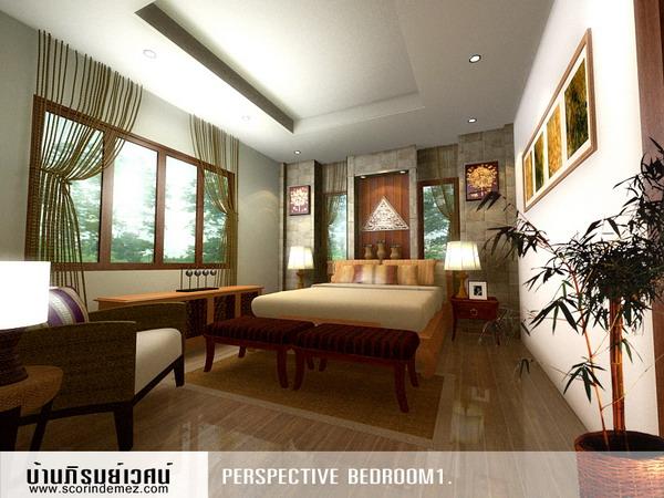 Interior Design  Beverly Thai House by ScorinDemez Production at Coroflotcom