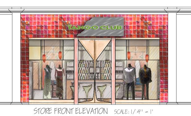 Retail Lighting by Amanda Dodd at Coroflotcom