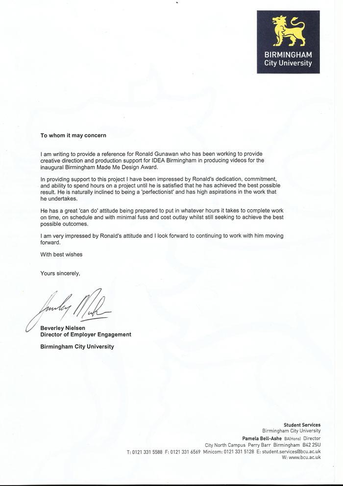 sample award winner notification letter