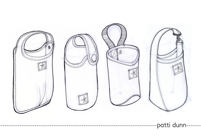 bag design by Patti Dunn at Coroflot.com