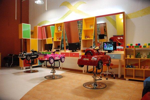 Hairplay Kids Salon by Johanna Faustino at Coroflotcom