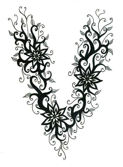 Tattoo Designs by Tara Grady at Coroflot.com