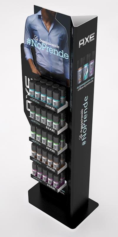 Axe Mito Display Kit by Ricardo Garca at Coroflotcom