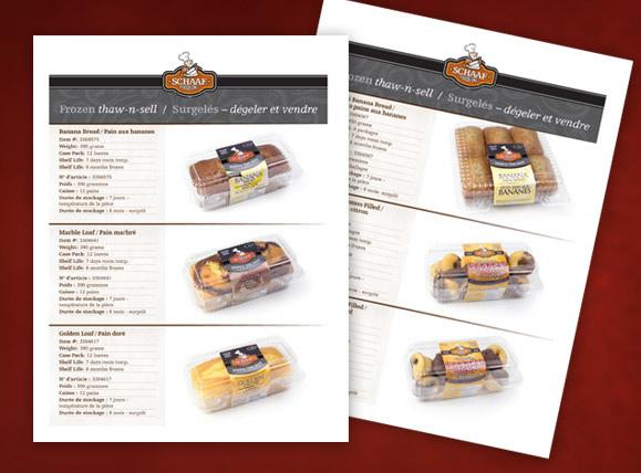 Schaaf Foods Inc by Iles Guran at Coroflotcom