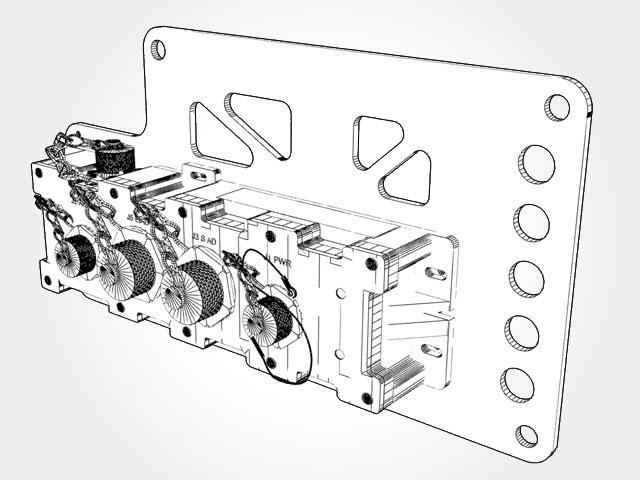 3D Studio Max Models by Tim Warchocki at Coroflot.com