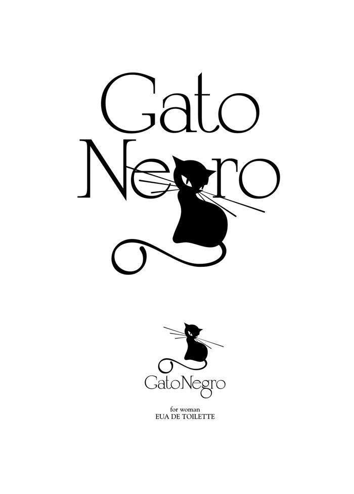 Gato Negro by Evid Dry at Coroflot.com