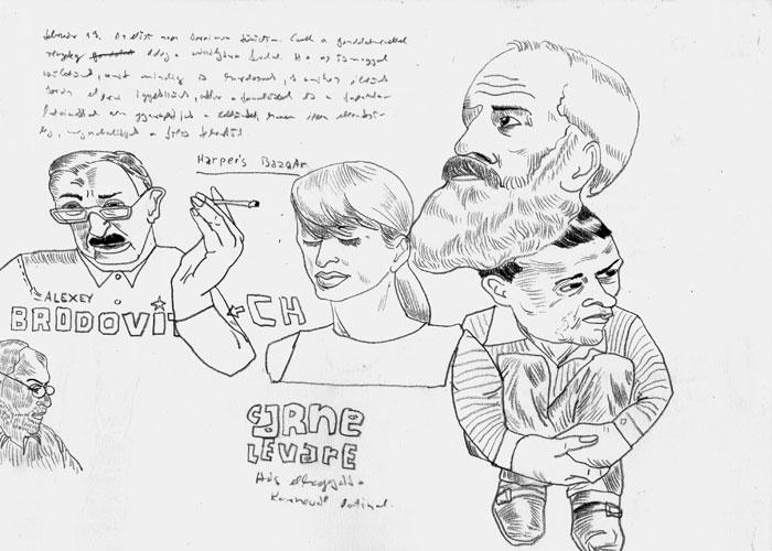 sketchbook by Zsolt Vidak at Coroflot.com