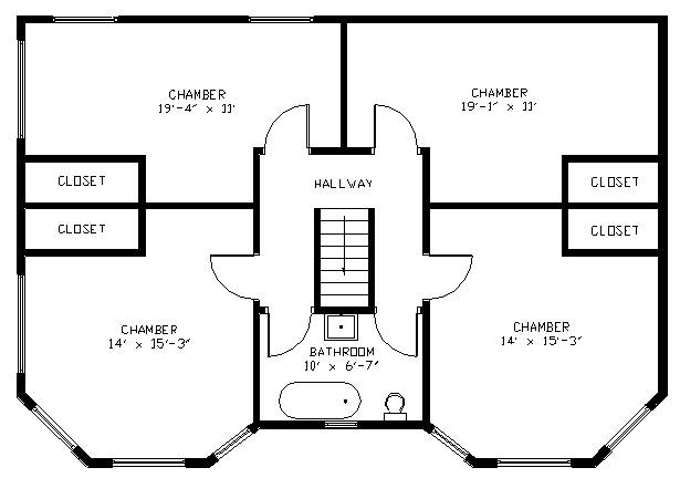Historical House AutoCAD Drawings by Kelly Garstecki at
