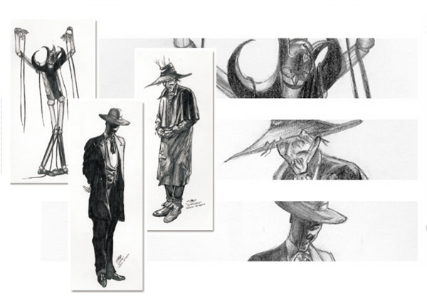 Manual Ilustration by Ai Geo at Coroflot.com