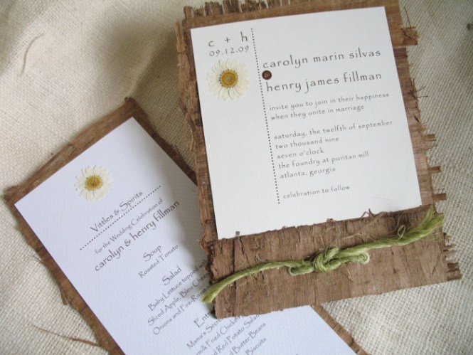Country Themed Wedding Invites – Country Style Wedding Invites