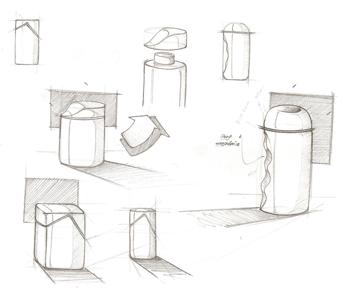 Sketches by Gabriel Leal at Coroflot.com