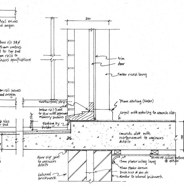 Diagram Of Cornice Detail Drawings By Susan Hill At Coroflot Com