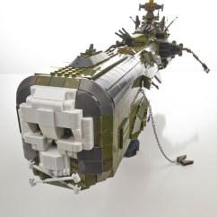 Build Sofa Table Flower Bed Harlock Space Ship Arcadia Le Vaisseau D'albator By Martin ...
