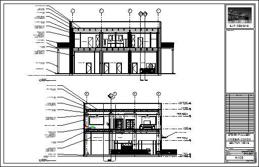 Revit Architectural Drawings by Steven Paulsen at Coroflot.com