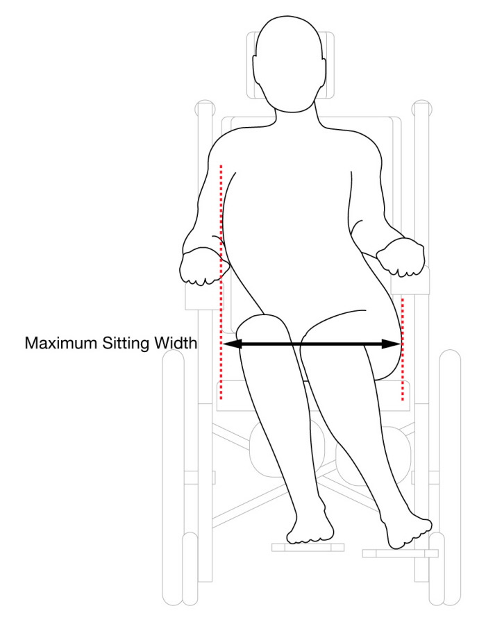 Technical Illustration: Clinical Wheelchair Seating and