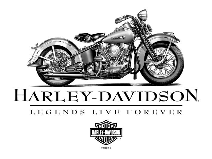 Harley-Davidson by Michelle Janich at Coroflot.com