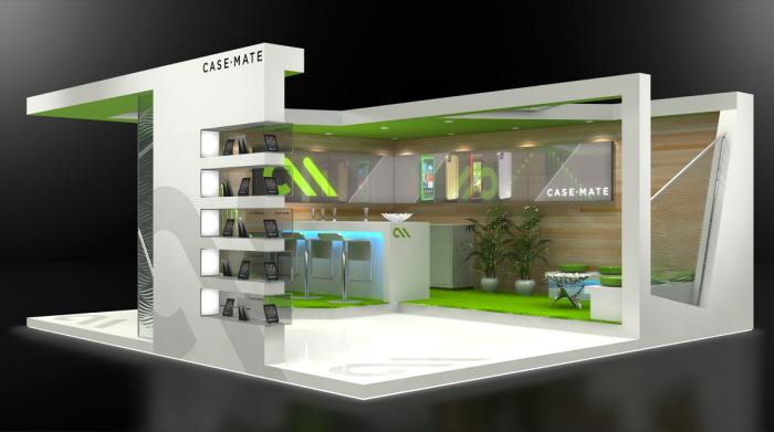 Exhibit Booth Design Ideas
