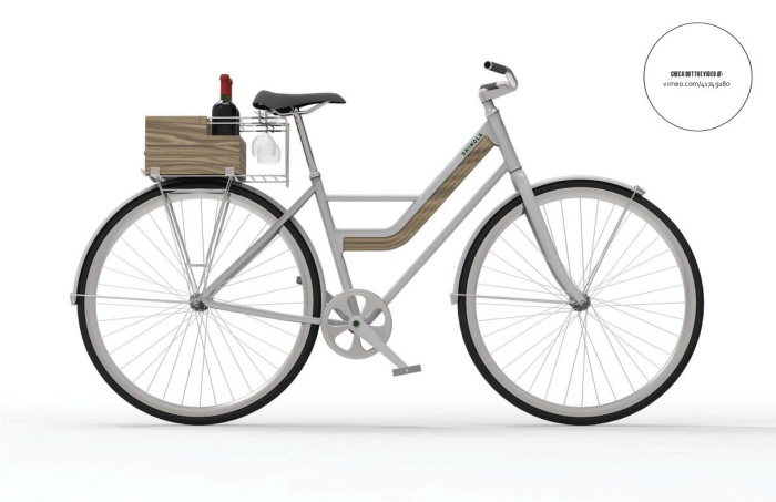 Shinola Sponsored Bike Project by Sarah R L Johnson at
